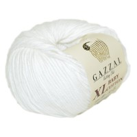 фото baby cotton xl gazzal 3432 белый