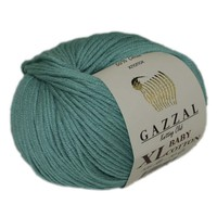 фото baby cotton xl gazzal 3426 лазурь